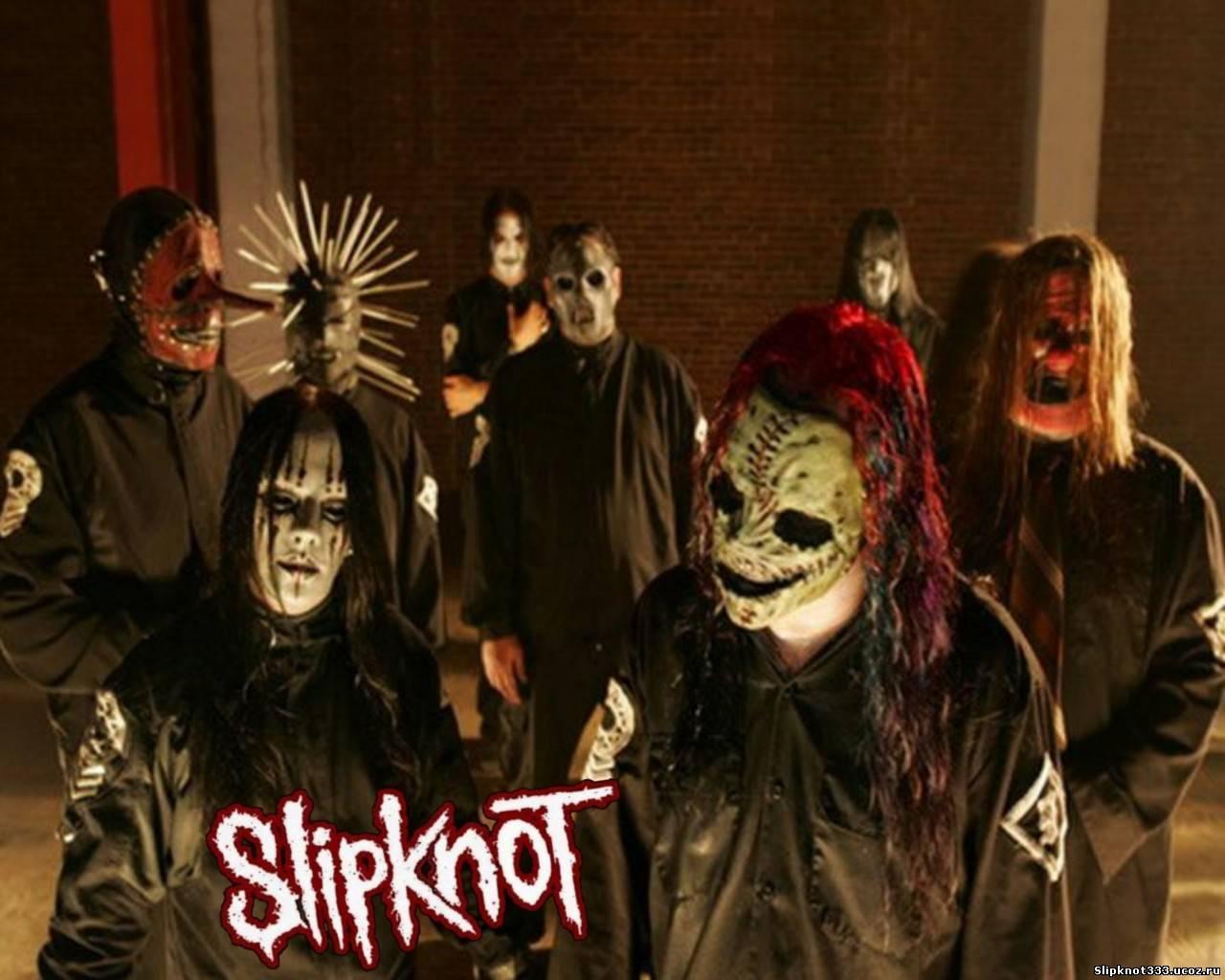 Slipknot фото на аву